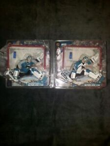 MCFARLANE NHL HOCKEY NABOKOV GOALIE FIGURES