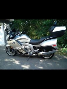 BMW K1600GTL Ultimate Touring Motorcycle - Immaculate Condition