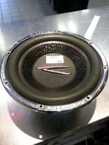 Audiobahn 10in Subwoofer. We sell used car audio items. (#41506)