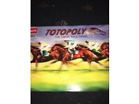 TOTOPOLY HORSE RACING BOARD GAME BRAND NEW CONDITION