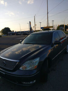 2004 Lexus LS 430 HALF ULTRA NO ACCIDENTS FULLY LOADED