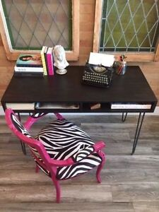 Hairpin Coffee / Desk / Console / Dining Table / Bench / Stool Kitchener / Waterloo Kitchener Area image 9