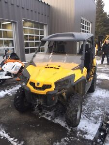 2012 Canam Commander 800R with extras! Financing available!