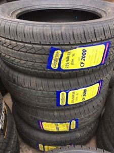 SET OF 4 Comforser SUV Car Tire with CF2000 235/60r18