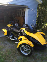 CAN-AM SPYDER GS 2008