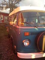 1976 Volkswagen Type 2 Campervan