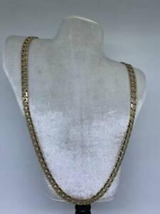Men's 9ct Curb Chain