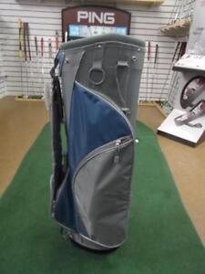 XR3 Cart Bag Grey/Lgt Blue