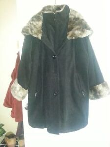 SIZE 4X  Winter Coat -NEW with tags -norhedmt. p/u. Edmonton Edmonton Area image 1