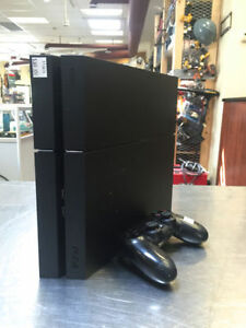 Pre-Owned PS4 Consoles Kingston Kingston Area image 1