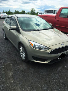 2015 Ford Focus Hatchback LEASE TAKEOVER!!