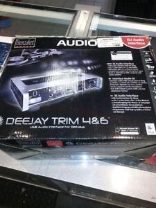 Hercules Deejay Teim 4&6 MIDI Interface. We sell AudioEq.38921(1