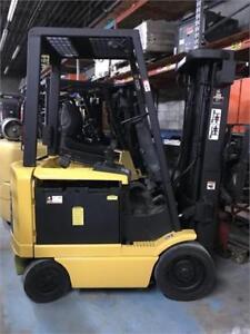 Hyster Forklift E50XM Chariot élévateur usage électrique