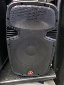 Power Pro Audio Speakers. We sell used music equipment.  (9727)