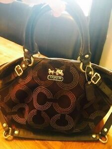 Brown COACH Purse In Great Condition