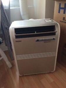 climatise portatif , portable air conditioner