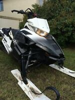2014 Arctic Cat M8000 Limited with Cutler 950 BB.