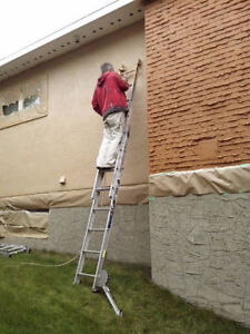 'Stop-A-Fall' Ladder Safety System