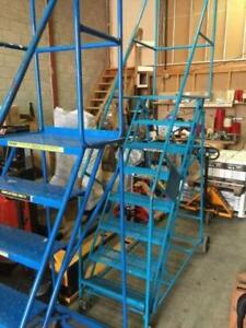 Used Rolling ladder
