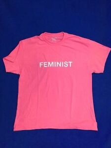 T-Shirt. FEMINIST Peterborough Peterborough Area image 1