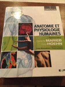Manuel Anatomie et physiologie humaines (neuf)