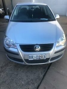 2006 Volkswagen Polo 9N MY06 Upgrade Match Silver 5 Speed Manual Hatchback Fyshwick South Canberra Preview