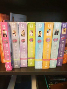 Beverly Hills 90210 seasons 1-8