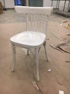 Restaurant Items for sale and chairs