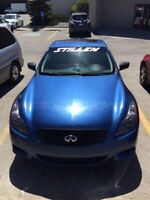 2009 Infiniti G37 S Coupe (2 door), Head Turner!!!