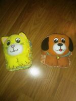 Two Soft Flap Books