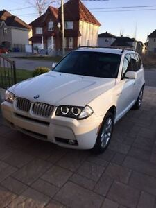 2008 BMW X3 3.0si SUV M-Package - Negotiable