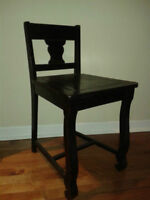 Antique Vanity chair for $40 or best offer