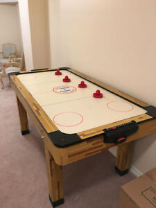 Cooper Top Action Air Hockey Table $50 OBO