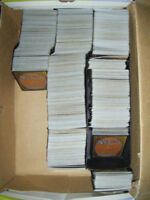 Over 2000 Magic cards for sale