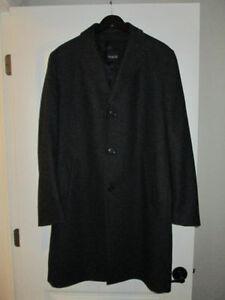 Bugatti wool/cashmere blend coat