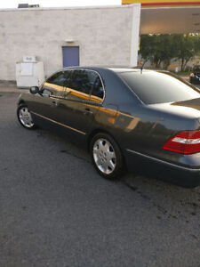 2004 Lexus LS 430 HALF ULTRA NO ACCIDENTS