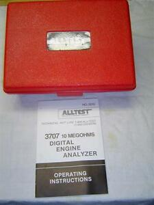 Digital Engine Analyzer ,for only $50.00