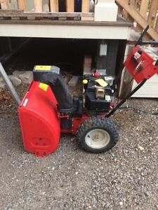 """MTD 10 HP 28"""" Snow Blower - Perfect Condition"""