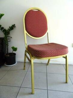 Wedding Banquet Stackable Aluminium Chair Set (47 chairs)