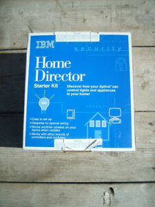 Brand New: IBM Home Director (Home Automation) Kit