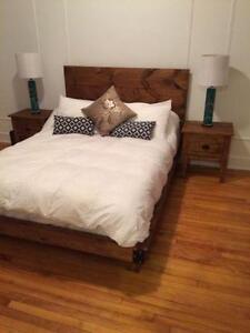 Custom made Furniture / Meubles sur Mesure