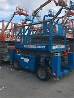2007 // Genie GS3268 // Rough Terrain Scissor Lift City of Toronto Toronto (GTA) Preview