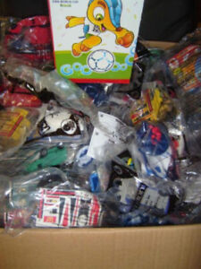 McDonald's Happy Meal Toys Still Sealed in Packaging 175 + more