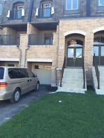 BRAND NEW EXECUTIVE TOWNHOUSE for rent, near HWY 410, Brampton