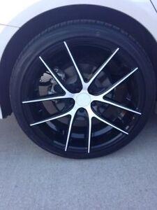 20 Inch Custom Niche Wheels