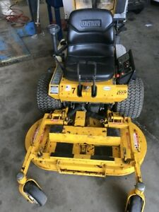 2010 Walker Mower- 26 HP