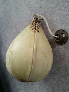 Antique Spalding Boxing Speed Bag
