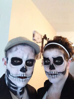 .Face Painting