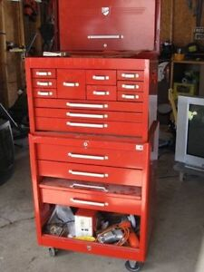Wanted: Wanted: Beach, Mastercraft or Gray Tool Box Tool Chest