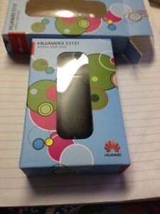 Huawei E3131 or E8372h-153 Mobile Broadband USB Dongle Unlocked Peterborough Peterborough Area image 1